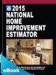 2015 National Home Improvement Estimator eBook (PDF)