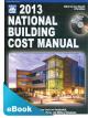 2013 National Building Cost Manual eBook (PDF)