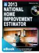 2013 National Home Improvement Estimator eBook (PDF)