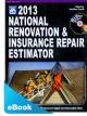 2013 National Renovation & Insurance Repair Estimator eBook (PDF)