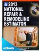 2013 National Repair & Remodeling Estimator eBook (PDF)