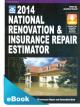 2014 National Renovation & Insurance Repair Estimator eBook (PDF)