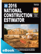 2016 National Construction Estimator eBook (PDF)