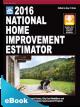 2016 National Home Improvement Estimator eBook (PDF)