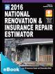 2016 National Renovation & Insurance Repair Estimator eBook (PDF)
