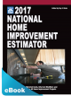 2017 National Home Improvement Estimator PDF eBook
