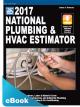 2017 National Plumbing & HVAC Estimator PDF eBook