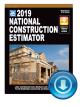 2019 National Construction Estimator eBook (PDF download)