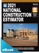 2021 National Construction Estimator eBook (PDF download)