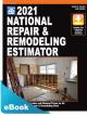 2021 National Repair & Remodeling Estimator eBook PDF