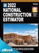 2022 National Construction Estimator eBook