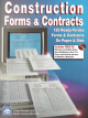 Construction Forms & Contracts