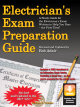 Electrician's Exam Preparation Guide to the 2017 NEC Book + eBook