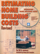 Estimating Home Building Costs, Revised Book+CD, PDF & Software Download