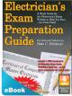Electrician's Exam Preparation Guide to the 2014 NEC eBook (PDF)