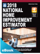 2018 National Home Improvement Estimator eBook (PDF)