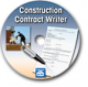Construction Contract Writer Backup Disc w/Free Shipping