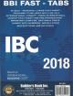 International Building Code (IBC) 2018 Fast-Tabs