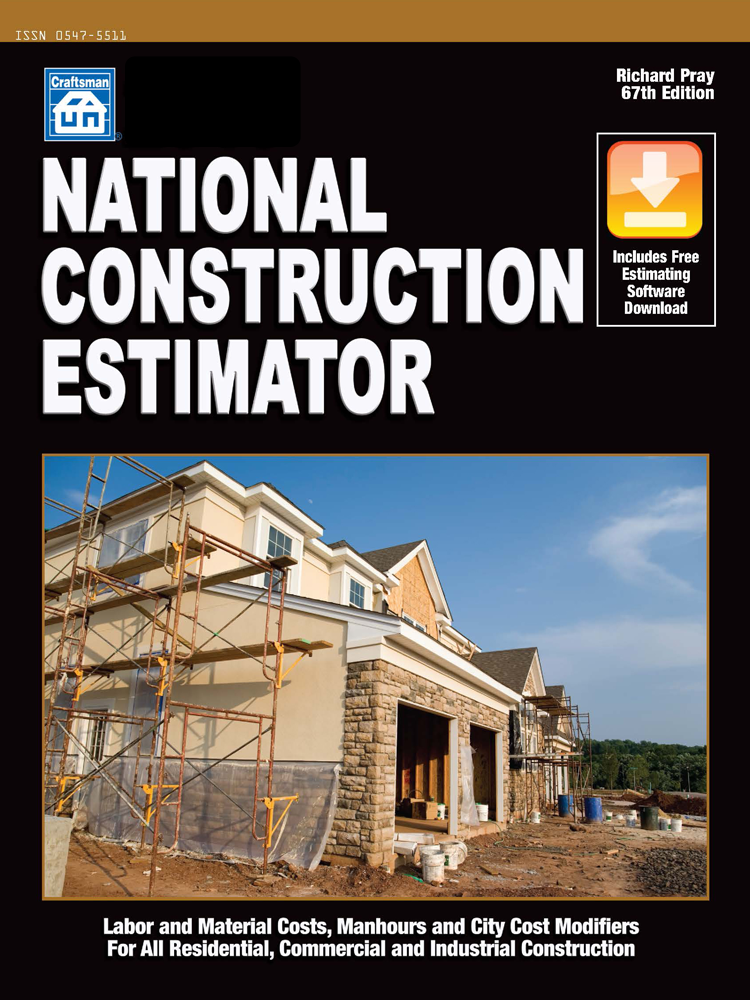 National Construction Estimator 30-Day Trial