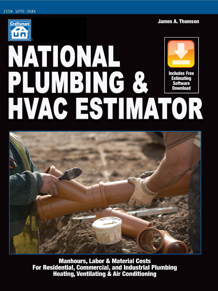 National Plumbing and HVAC Estimator 30-Day Trial